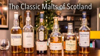 The Classic Malts Lineup