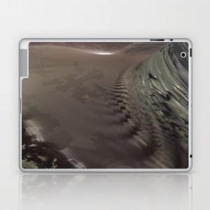 """Gold Gothic"" - Kurt Dahlke - iPad Skin"