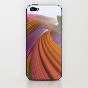"""Mandarin Overpass"" - Matthew Haggett - iPhone 5 Skin"