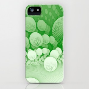 """Sub Orbit"" - Mandelbulb Art - Matthew Haggett - iPhone Case"