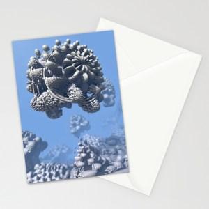 """Stone Frog"" Matthew Haggett, Greeting Card."