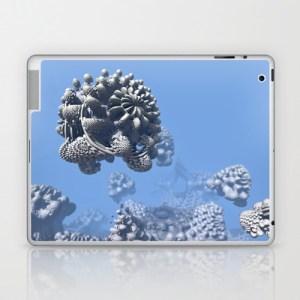 """""""Stone Frog"""" Matthew Haggett, iPad Skin."""