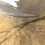 """Jundland Wastes"" 3D Fractal Art, by Matthew Haggett, 2012"