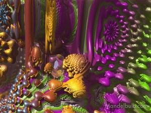 """""""Unobtanium III"""" 3D Fractal Art, By Matthew Haggett, 2012"""