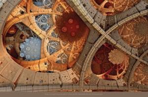 Depth And Color, 3D fractal art by Ricky Jarnagin/DsyneGrafix (c)