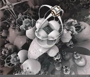 """Lucid Dreamcatcher"" by Matthew Haggett"
