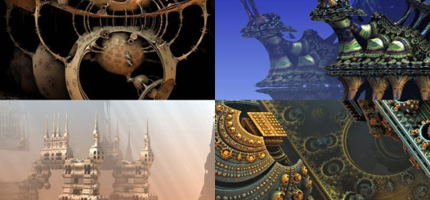 Mandelbulb 3D tutorials by Hal Tenny