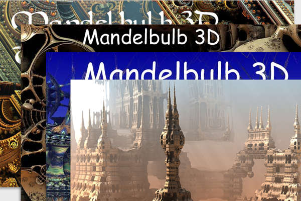 Mandelbulb 3D Tutorials (images by Hal Tenny)