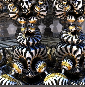 """Striped Realms"" by Jorge Abalo"