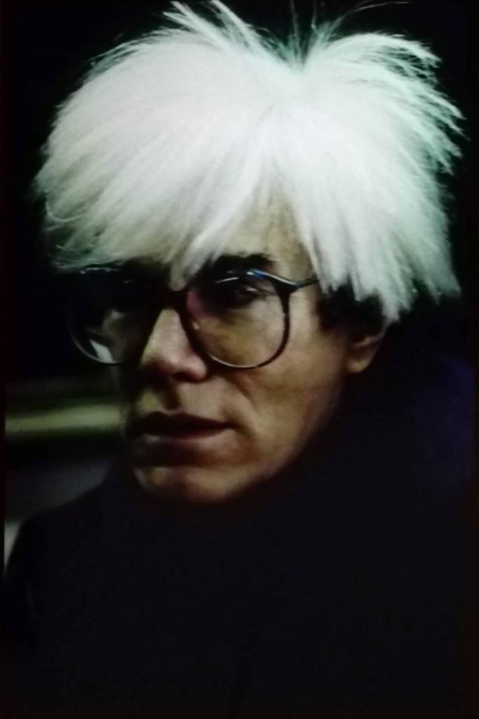 Maria Mulas, Andy Warhol, Stampa fotografica, 50x75