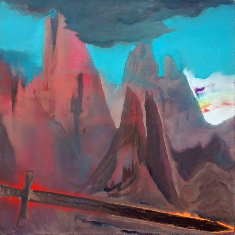 Paolo Baratella, La spada nella roccia