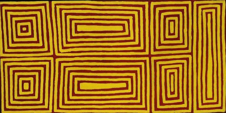 Tolsen Turkey, Tindari dreaming, Acrilico su tela, 204x111, 1996