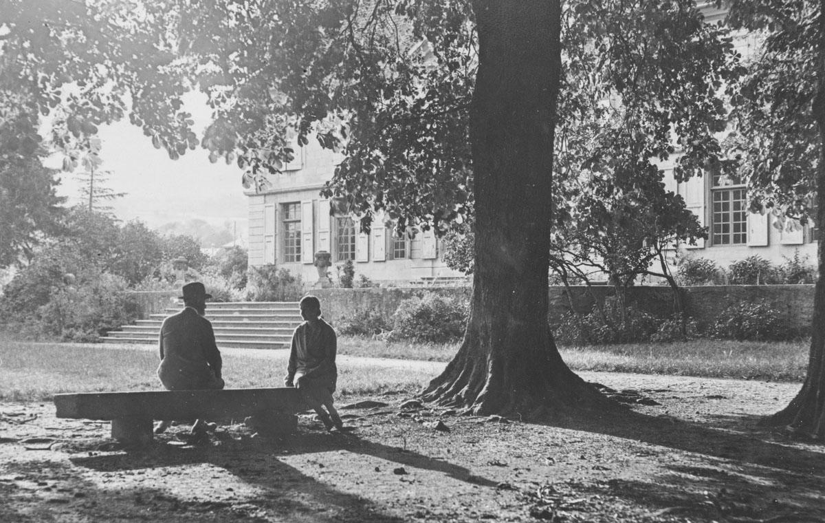 L'Isle, août 1930