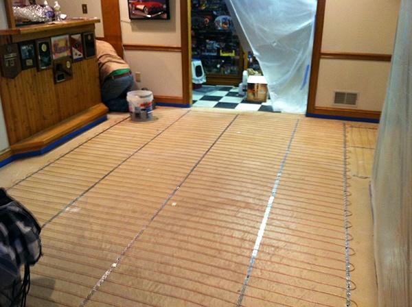 Langhorne Floor Heating  Electrical Wiring Electrician