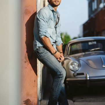 Los Angeles male grooming portfolio update - porsche