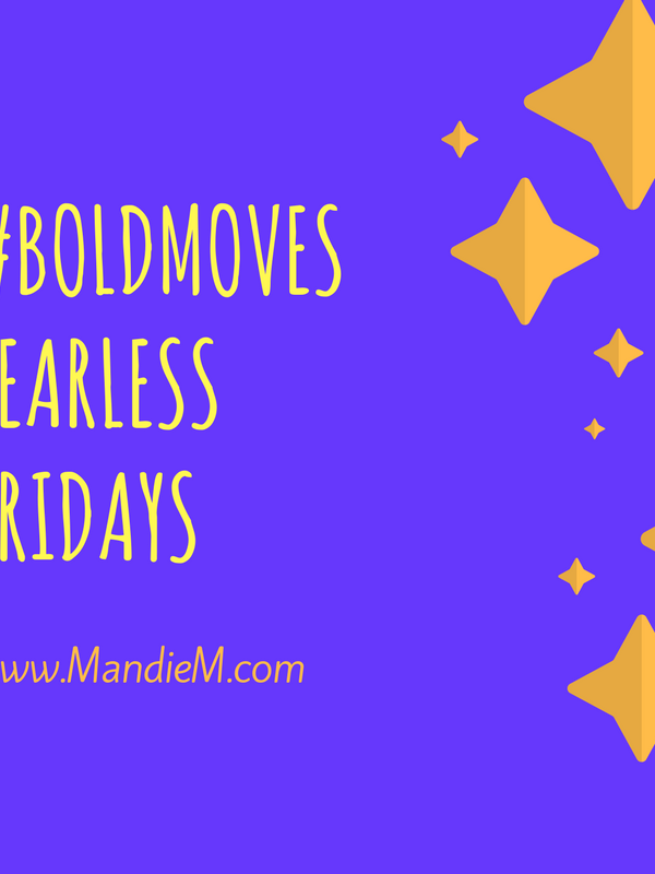 Bold Moves Podcast Episode 54 Fearless Fridays 27: Priti's Challenge!