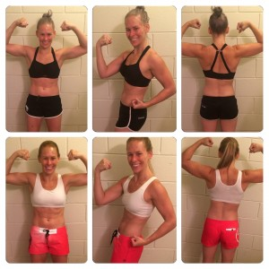 Transformation Tuesday: From the Beginning to now PLUS My Second Round of 21 Day Fix Extreme Results!