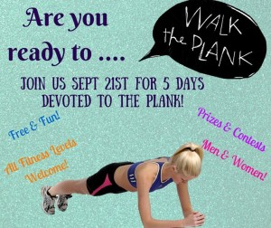 "Celebrate ""Talk Like A Pirate Day"" Belatedly by Walking The Plank!"