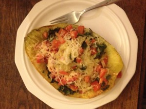 "Fit Foodie Friday – Spaghetti Squash ""Bowls! !"