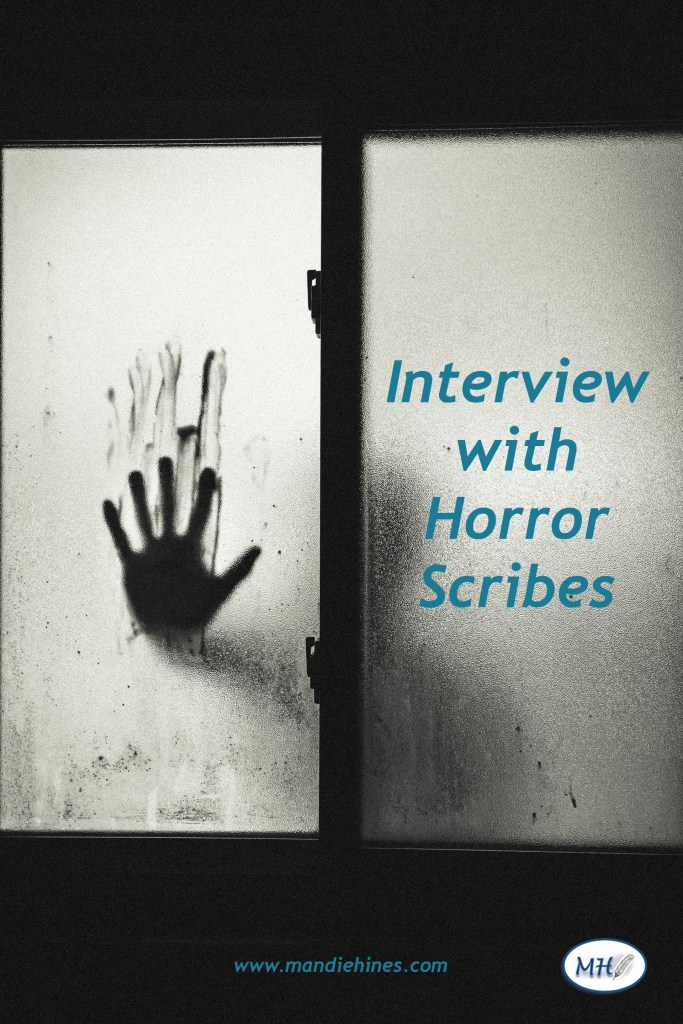 Horror Scribes Interviews Horror Author Mandie Hines