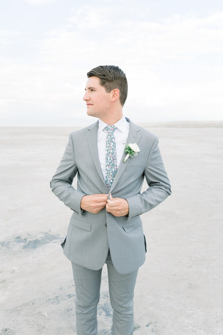 The Great Saltair Bridals | Jaden + Tayler