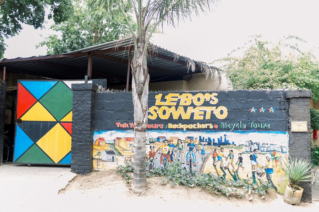 Lebo's Soweto Bicycle Tour