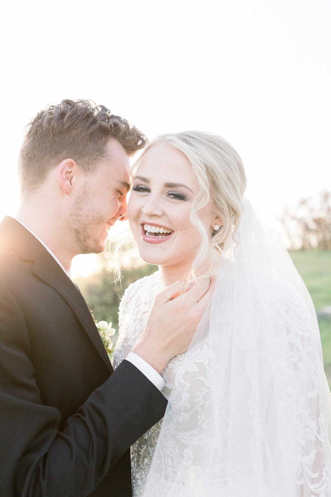 summer bridal session in Utah