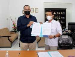 Untuk Pengembangan SDM, Polbeng Sepakat Tandatangan MoU dengan BBPSDM Kominfo Medan