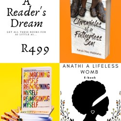 South African books on special