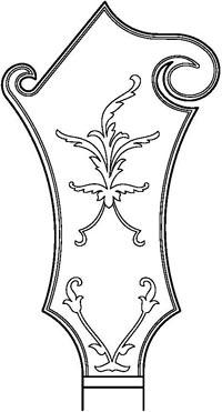 U.S. Trademark of Fern Inlay Awarded to Gibson