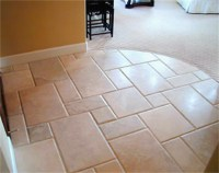 Ceramic & Porcelain Tile Flooring