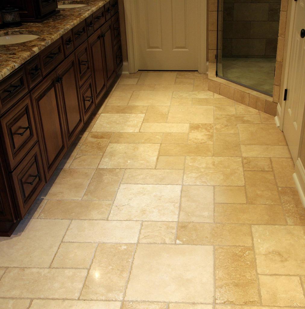 Ceramic & Porcelain Tile Flooring
