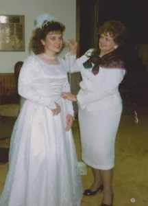 Mandy's Wedding Day