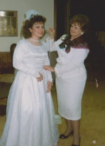 Mandy's Wedding Day