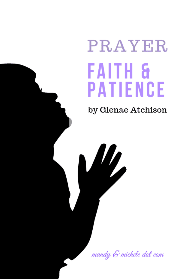 Child's Prayer, faith; patience