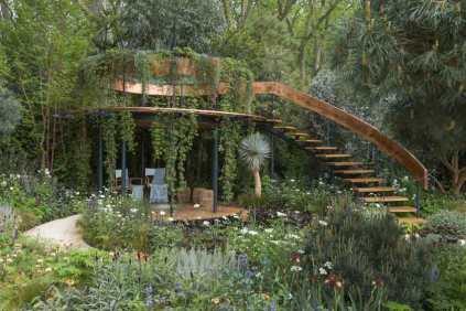 Winton Mathematics garden, Chelsea 2016