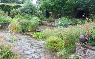 Edwardian pond