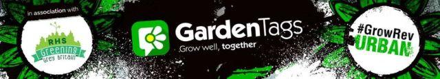 GardenTags Greening Grey Britain