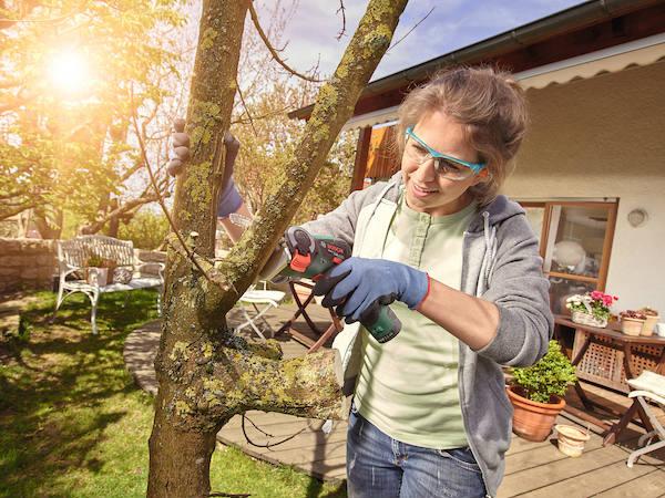 Bosch Lawn & Garden EasyCut 12
