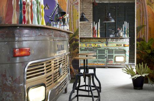 Tata truck bar