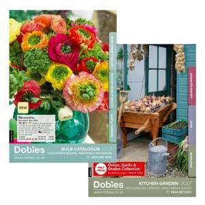 Dobies Autumn Catalogues 2017