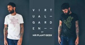 Mr Plant Geek's Virtual Garden T-Shirts