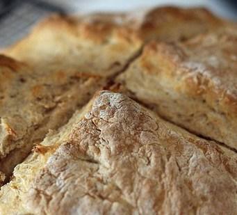 Basic yet tasty soda bread