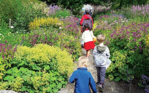 Scotland's Gardens Scheme 2018