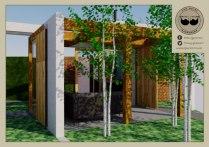 Living Gardens show gardens entry for 2018