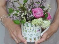Green Fingers mug. Picture; Sophie Allport