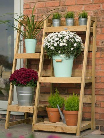 Plant Ladder. Picture; Forest Garden