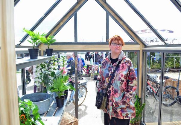 Total greenhouse envy