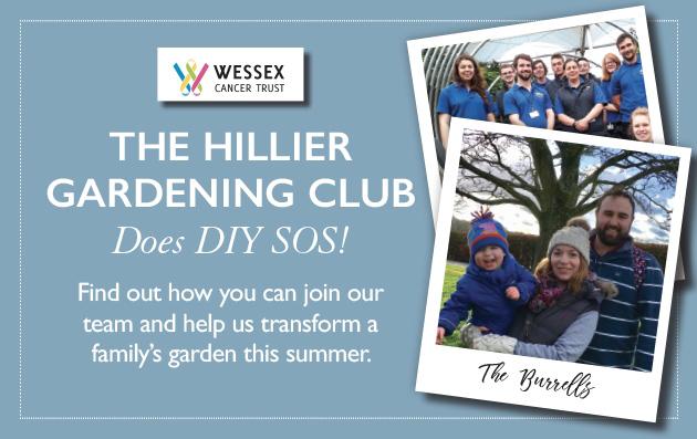 Hillier Gardening Club logo