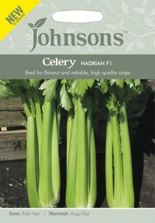 Celery Hadrian F1. Picture; Johnsons